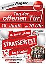 Straßenfest Am Erlenhof 2016