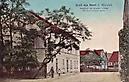 Postkarte mit altem Gasthof