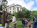 Radtour über Schlosspark Lossa zum Schloss Püchau_11